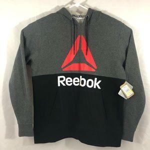 Reebok Men's Crossover Training Sweatshirt Hoodie
